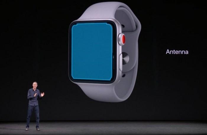 apple watch antena