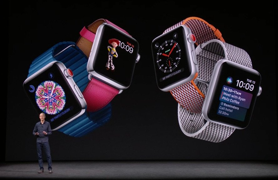 apple watch series 3 correas
