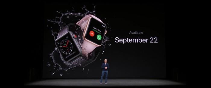 apple watch series 3 disponibilidad