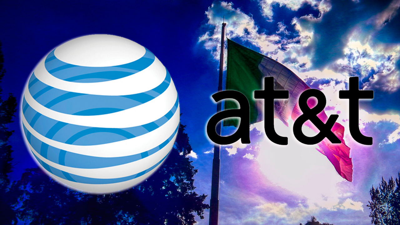 AT&T sigue creciendo en México