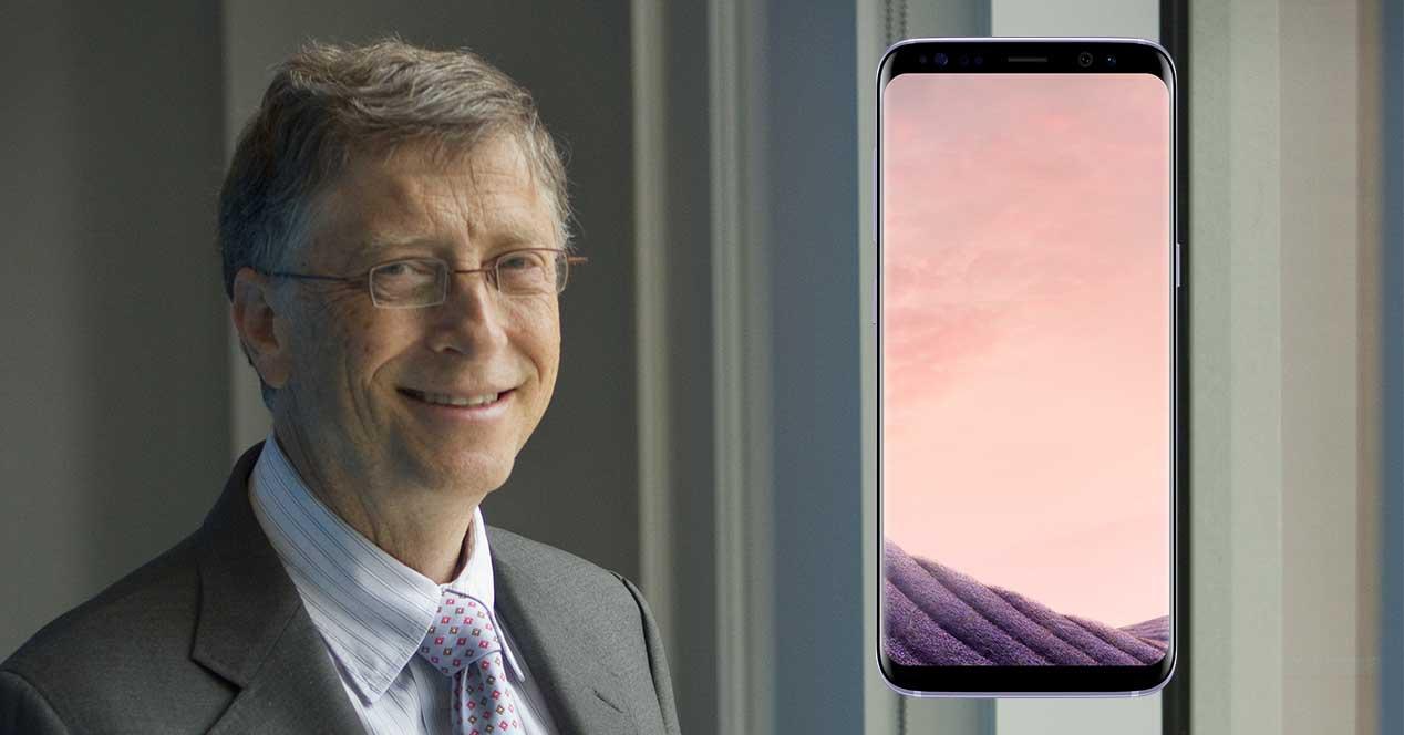 Bill Gates abandona Windows 10 Mobile
