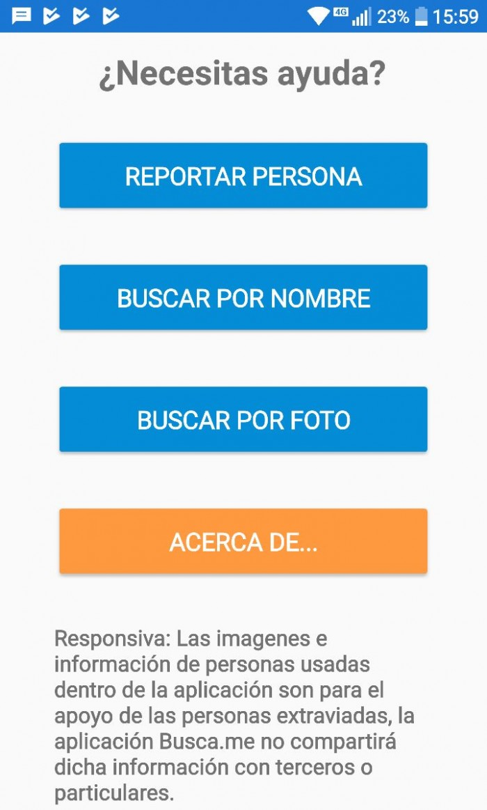 busca.me app android
