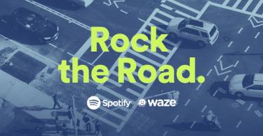 Waze - Spotify