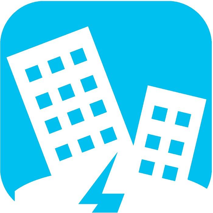 fractura sismo logo