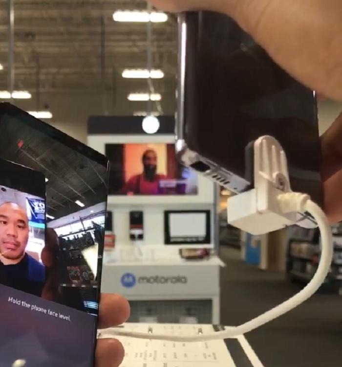 galaxy note 8 desbloqueado selfie