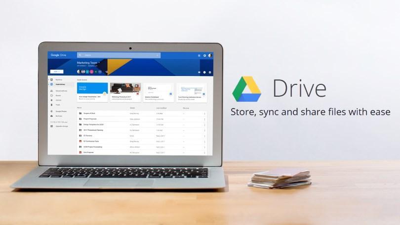 Google Drive tiene nuevas aplicaciones oficiales