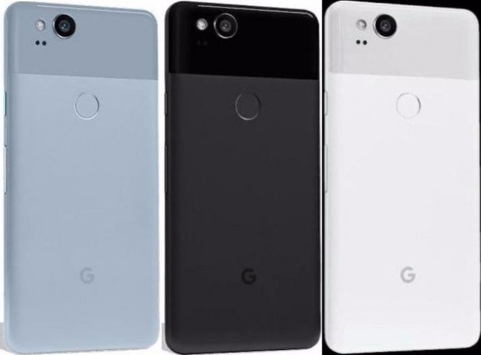 google pixel-2-filtrado
