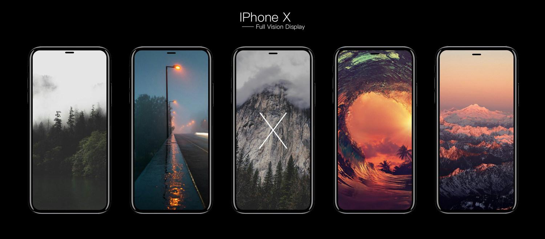 iPhone X será el gran buque insignia de Apple
