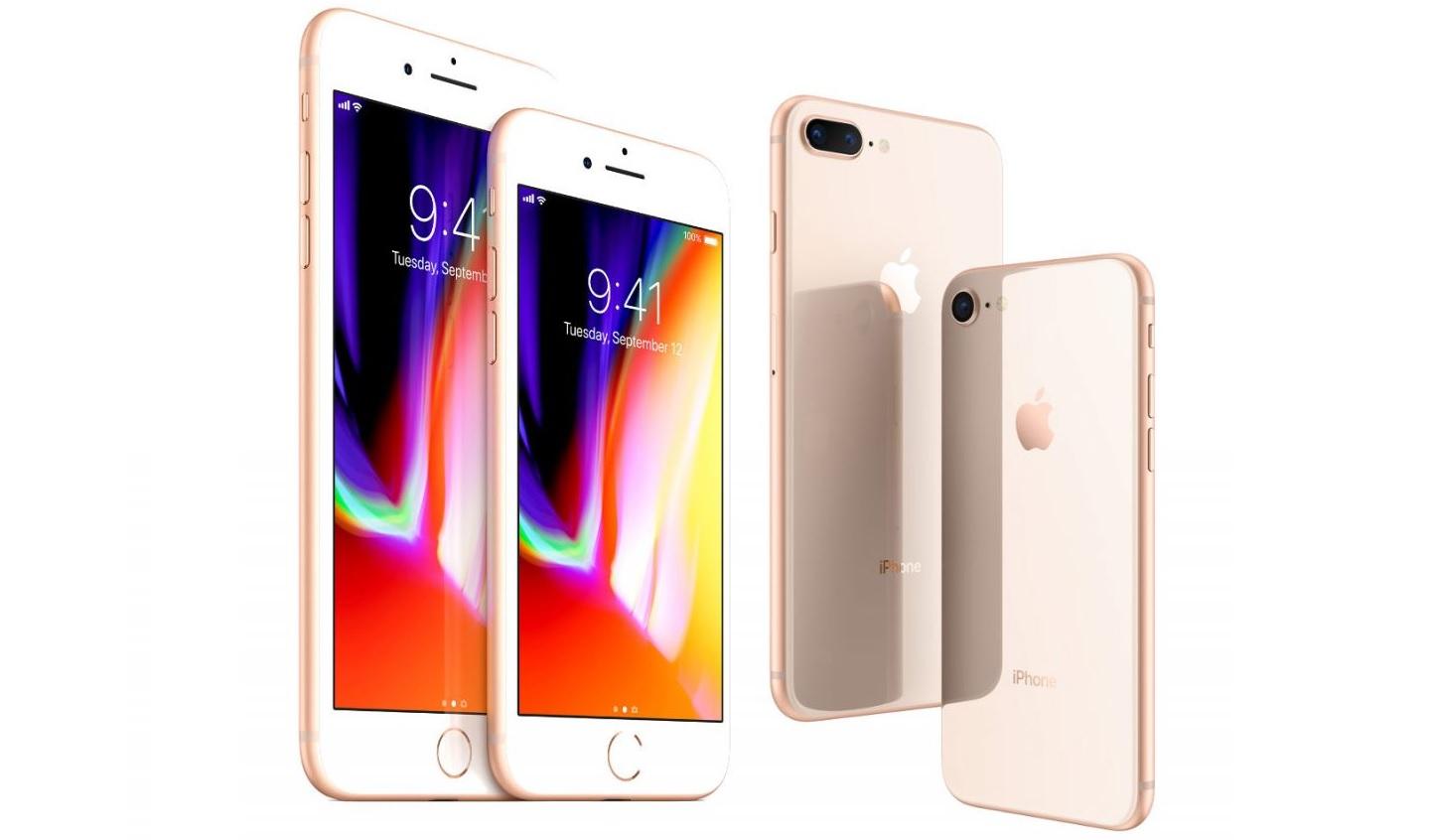 iPhone 8 y iPhone 8 Plus reducen un 8% la capacidad de la batería