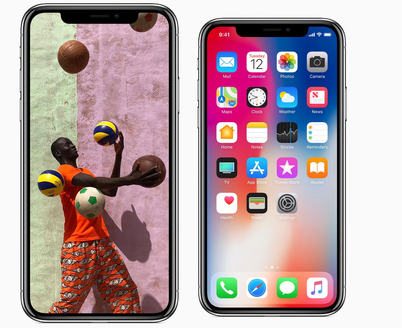 iPhone X lanzamiento oficial