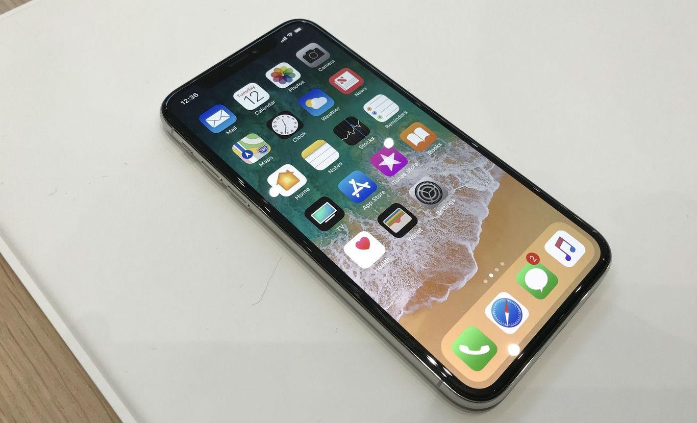 iPhone X continúa con problemas de producción