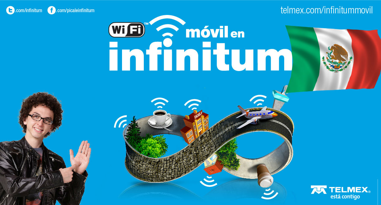 Infinitum Móvil está libre para cualquier usuario a nivel nacional