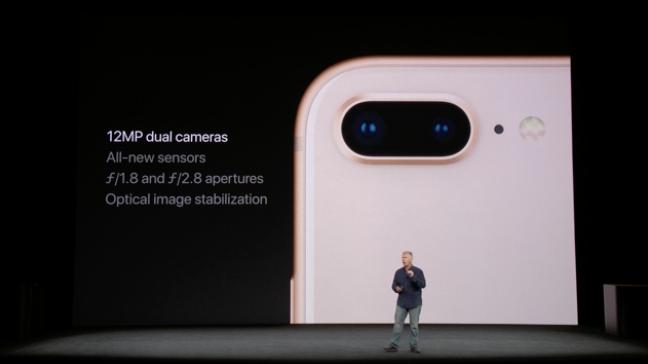 iphone 8 plus camara fotografica