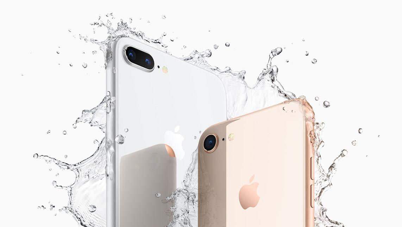Te presentamos el iPhone 8 y iPhone 8 Plus