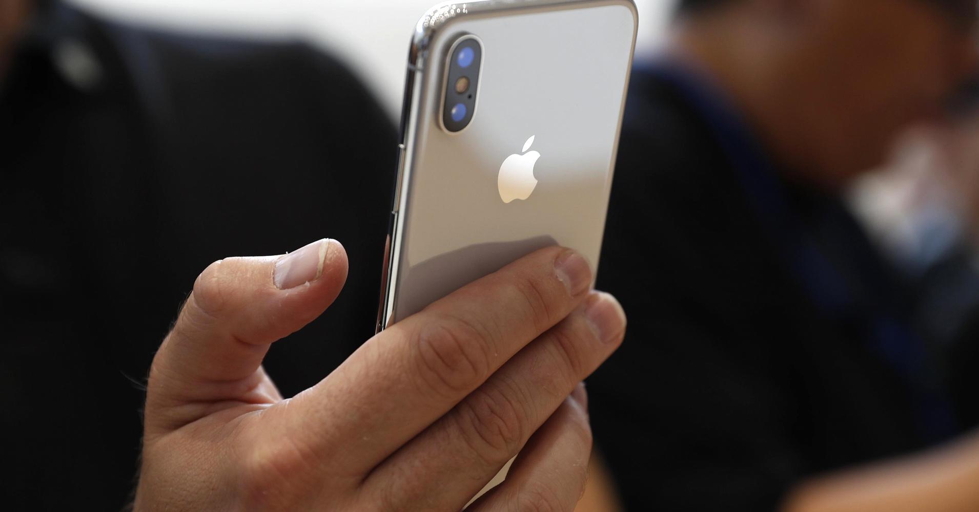 iPhone X tendría la mitad del stock inicialmente pensado