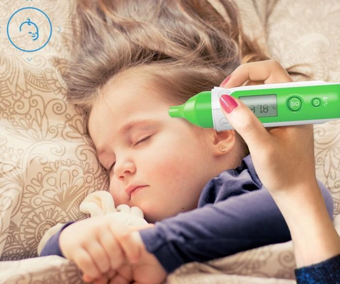 koogeek termometro infantil bebe