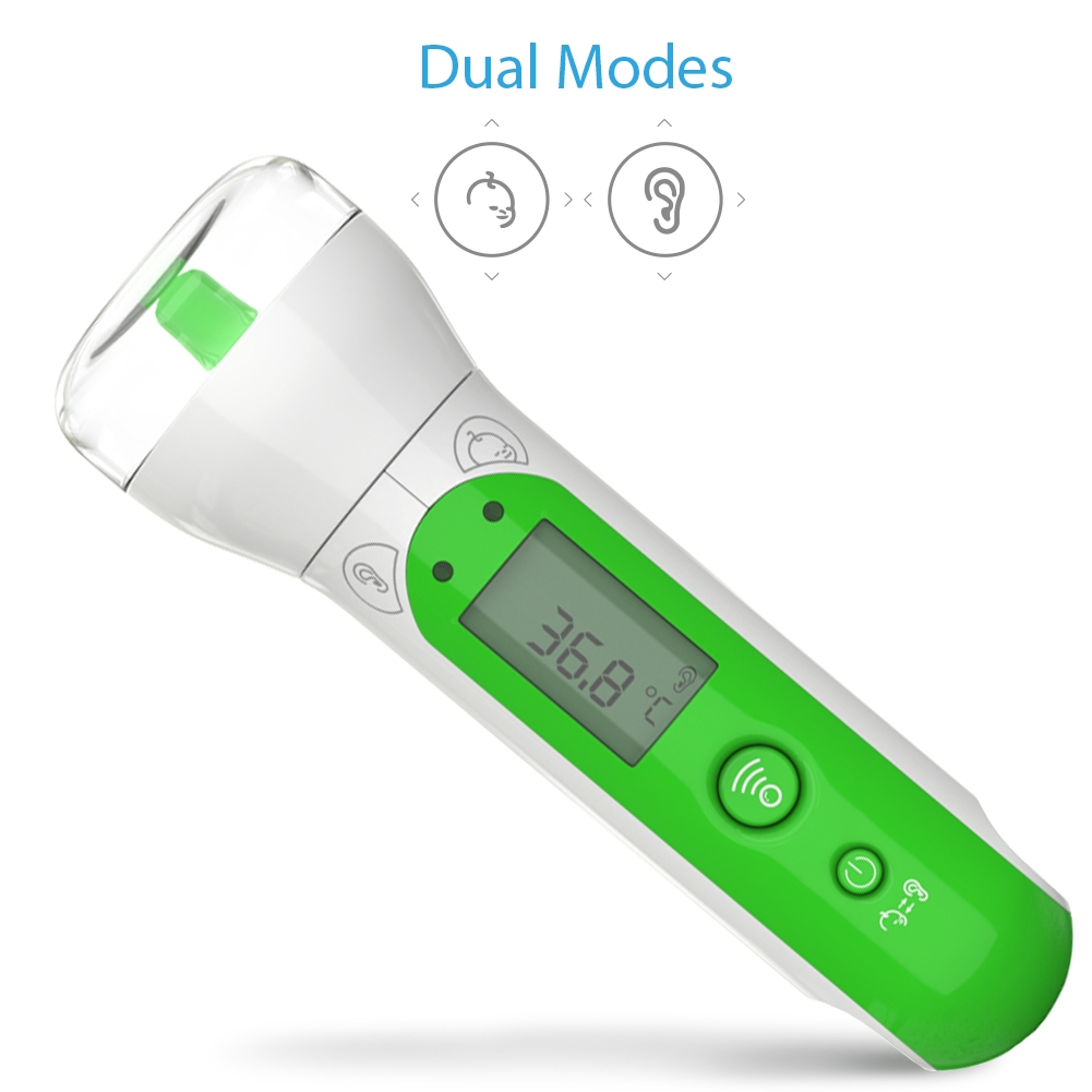 koogeek termometro infantil vista 2