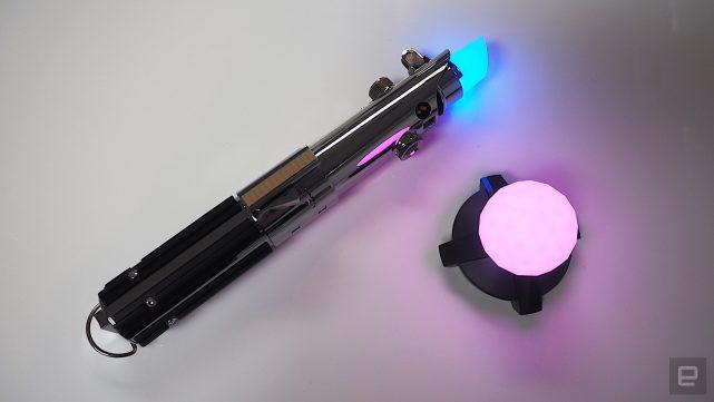 lenovo starwars challenge laser