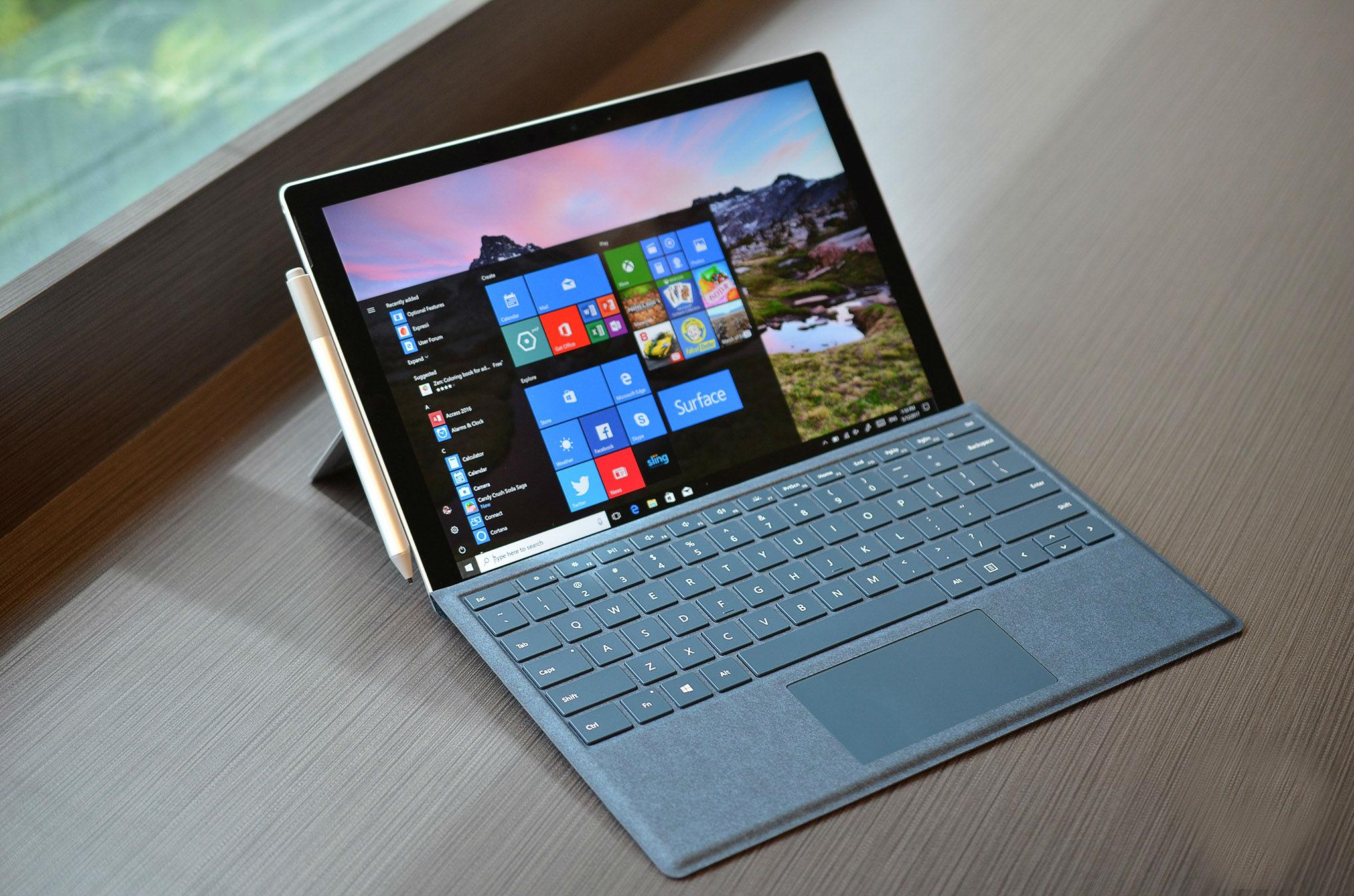 Surface Pro tendrá una nueva variante con LTE