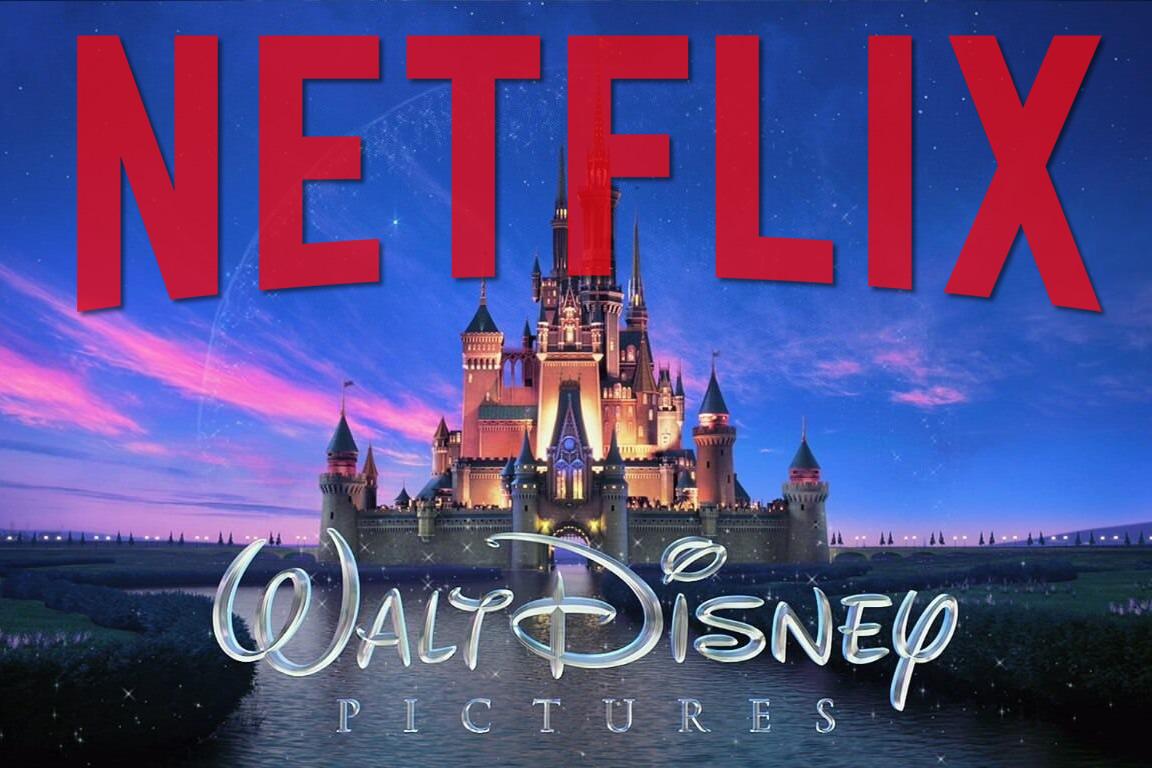 Disney solamente mantendría el contenido licenciado a Netflix