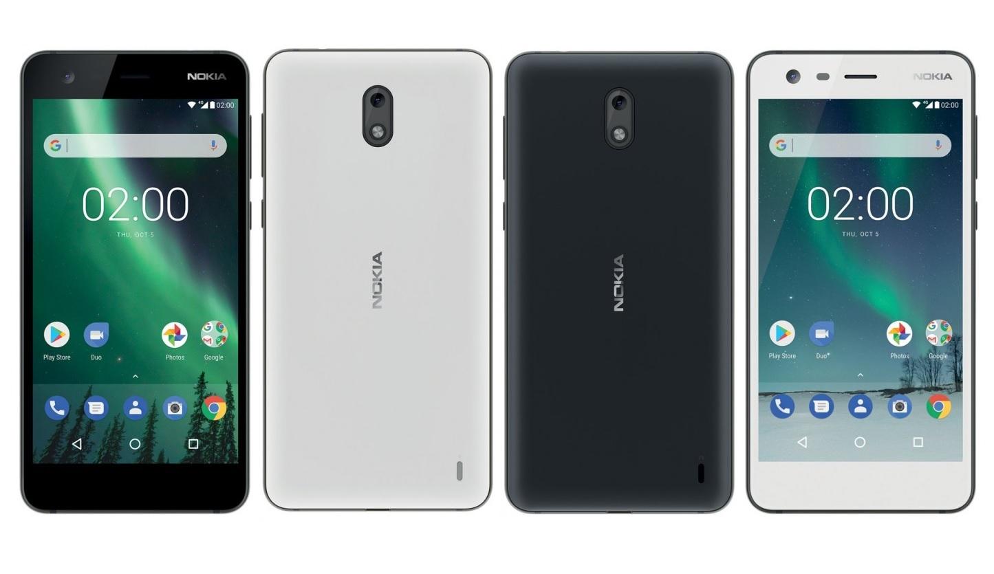 Así luce el Nokia 2 en todo su esplendor