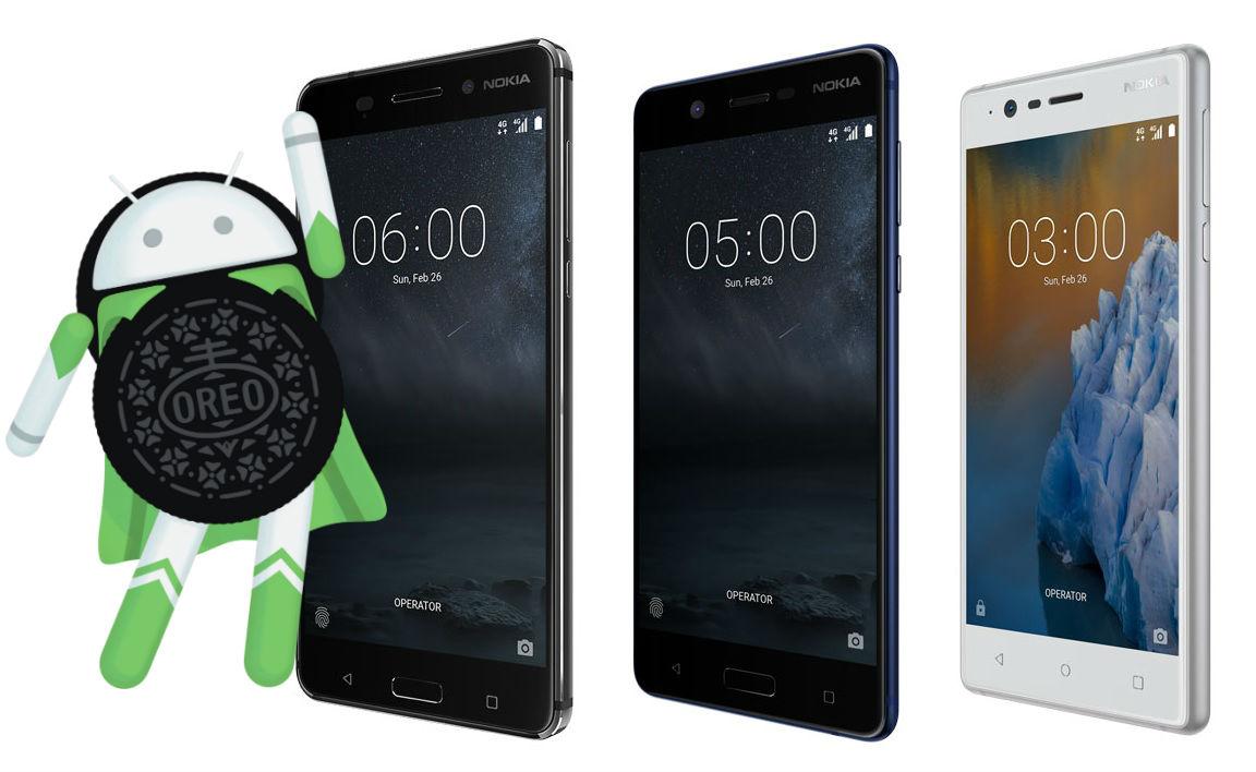 Nokia pronto actualizará sus smartphones de gama media y baja