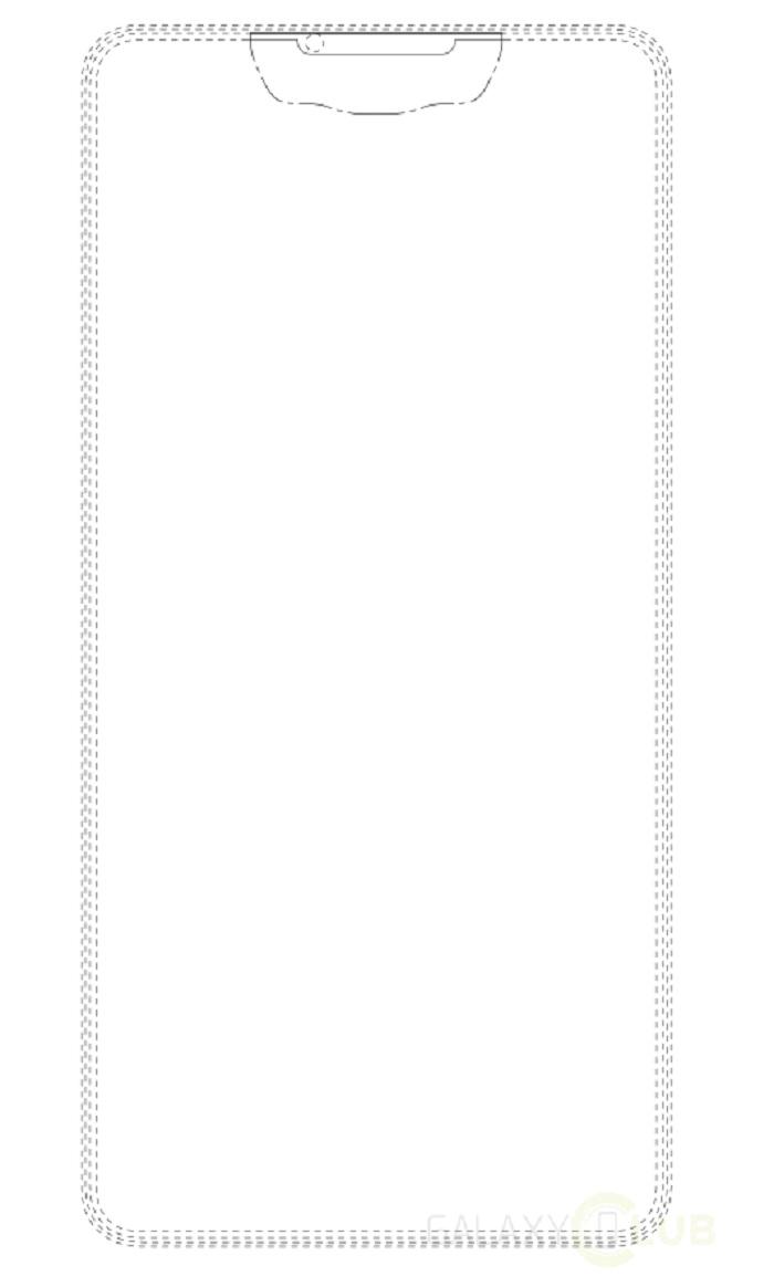 patente de Samsung muestra diseño sin bordes en pantalla | PoderPDA