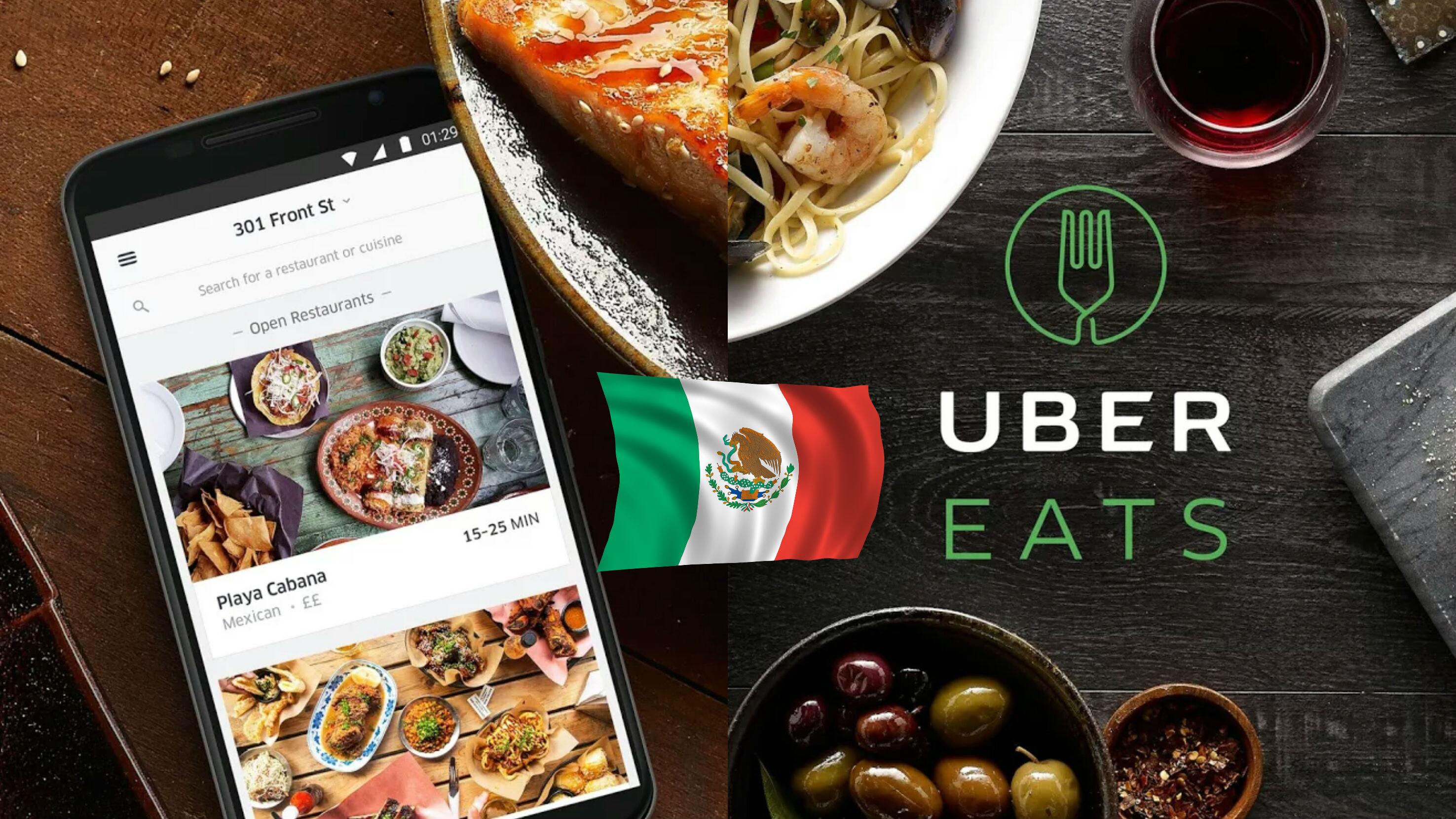 UberEATS sigue creciendo en México