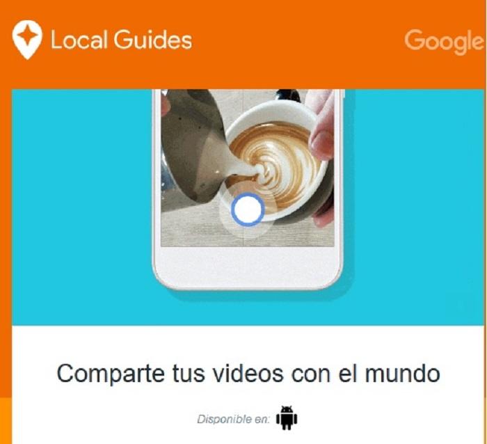 videos google maps local guides