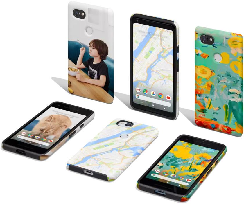 Google-pixel 2 live-case