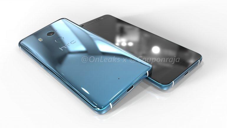 HTC U11 Plus podría ser un buen camino