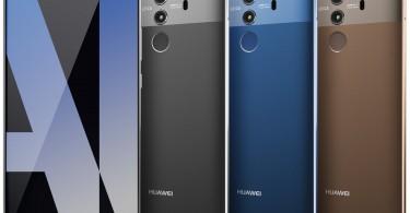 Huawei Mate 10 Pro - @evleaks