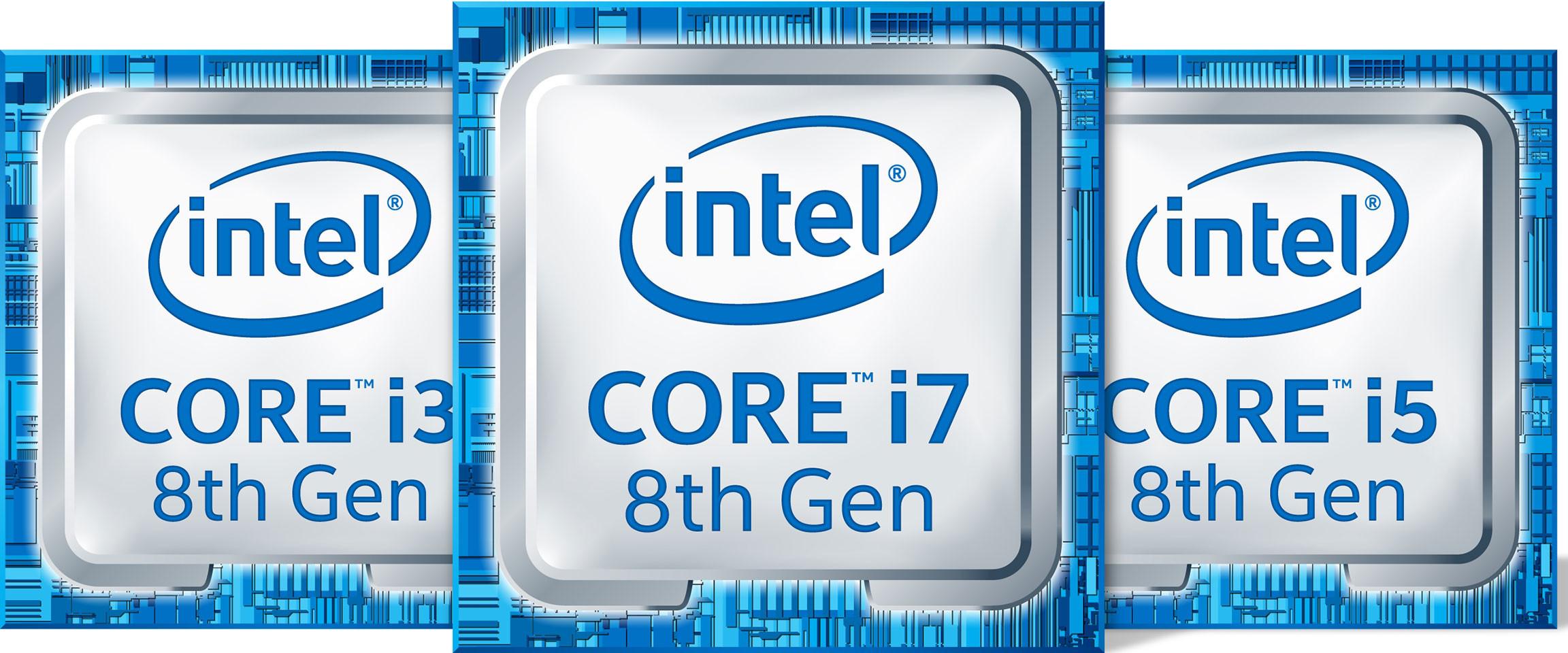 Intel Core 8va gen coffee lake