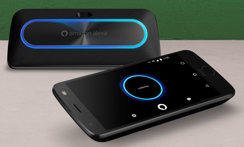 Moto Smart Speaker with Amazon Alexa_2