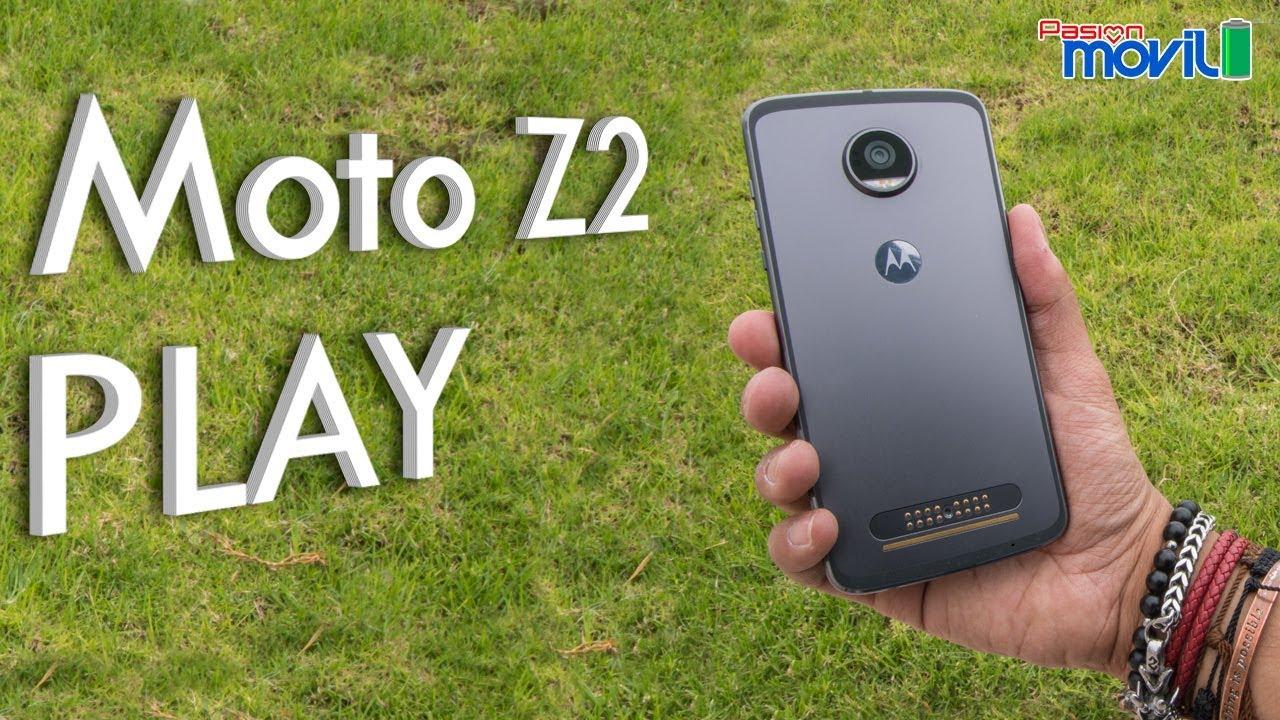Moto Z2 Play tiene una excelente ficha ténica