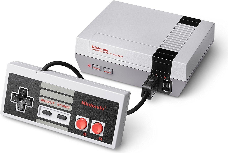 NES Classic Mini puede ser tuya al mejor precio