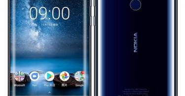 El Nokia 9 tendría muy buen aspecto gracias a la pantalla curva y cuerpo de vidrio