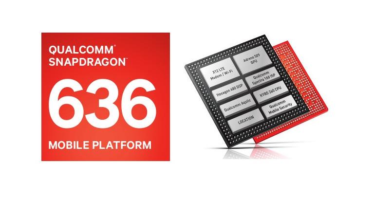 Snapdragon 636 llegaría en noviembre a los fabricantes