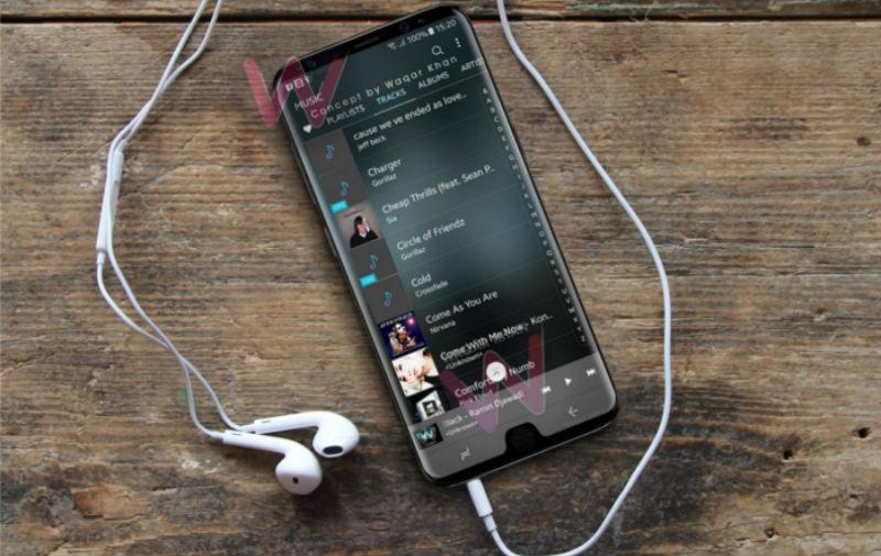 Galaxy Note 9 no tendría un lector de huellas físico