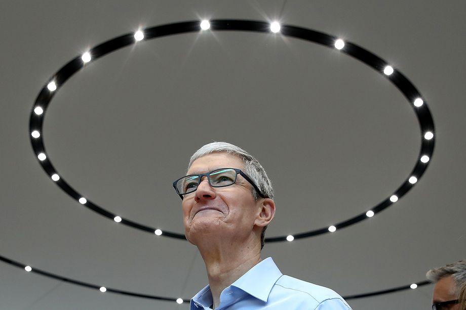 Tim cook apple lanzara mejopres gafas ra