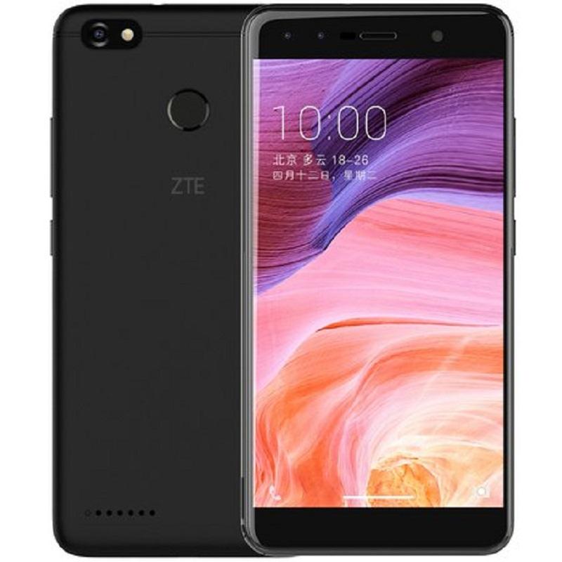 ZTE-Blade-A3-Obsidian-Black