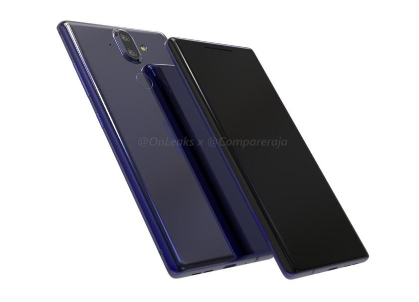 El Nokia 9 se vería de esta forma de acuerdo a este concepto