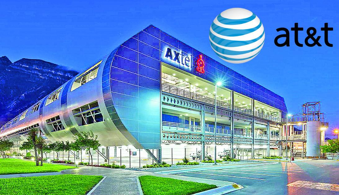 Axtel podría pasar a manos de AT&T