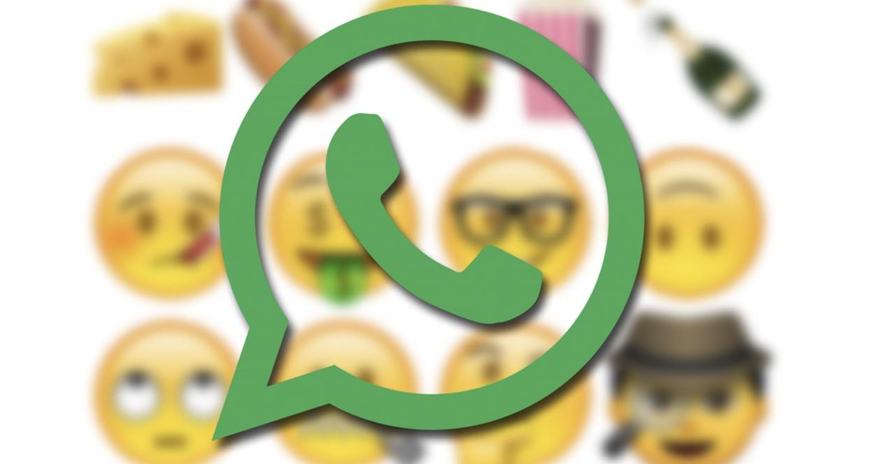 WhatsApp para Android utiliza nuevos emojis