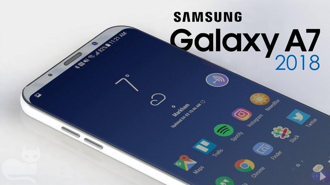 Galaxy A7 (2018) llegaría en los primeros meses del 2018