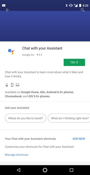 google assistant compatible con chromebook