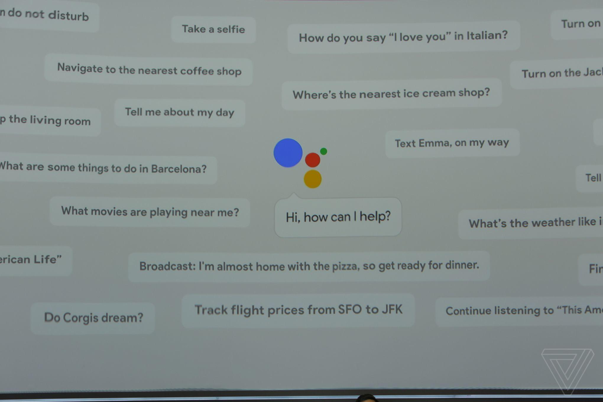 google-pixel-2-google assistant