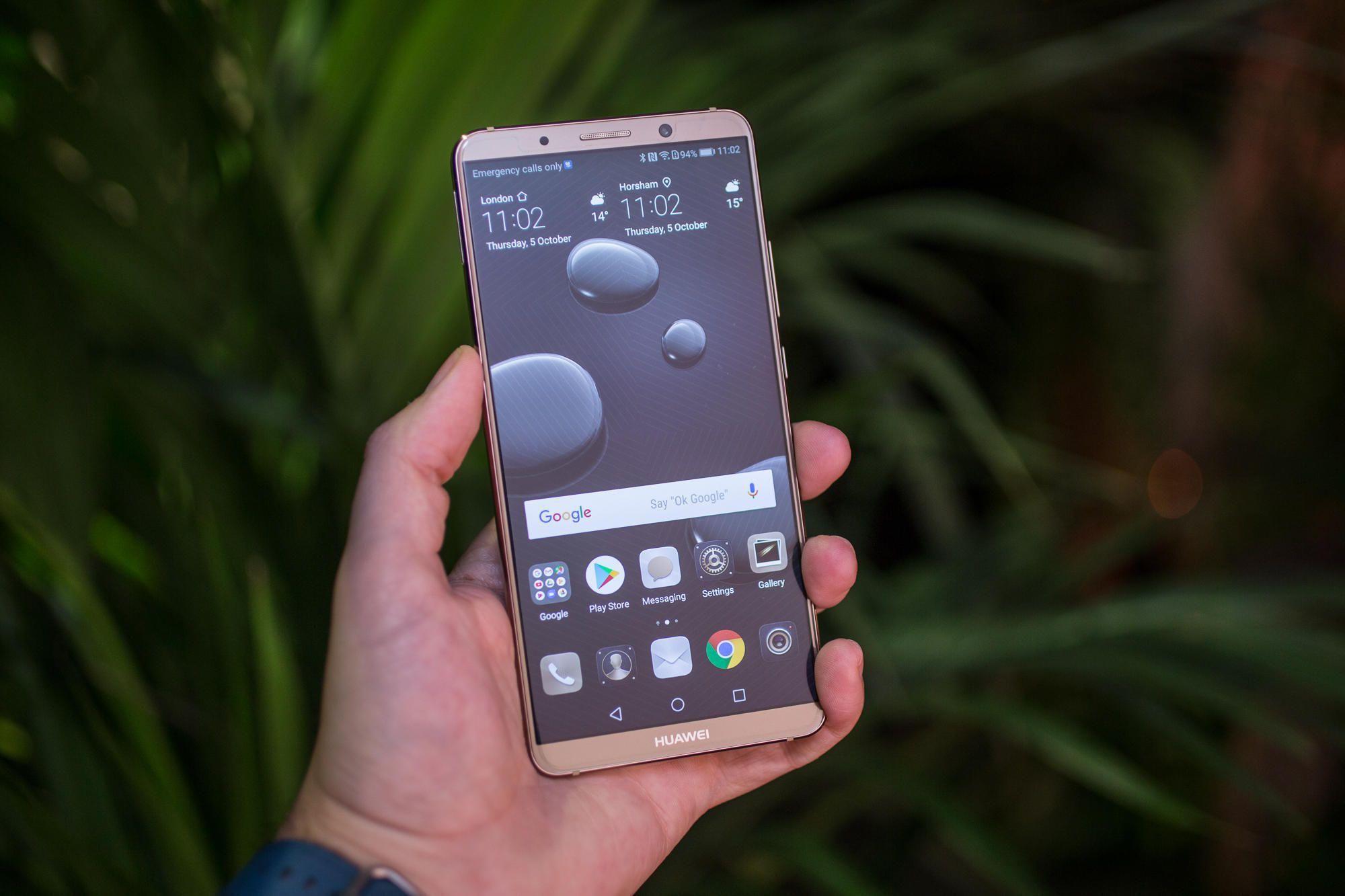 Huawei Mate 10 Pro es uno de los mejores móviles del mercado