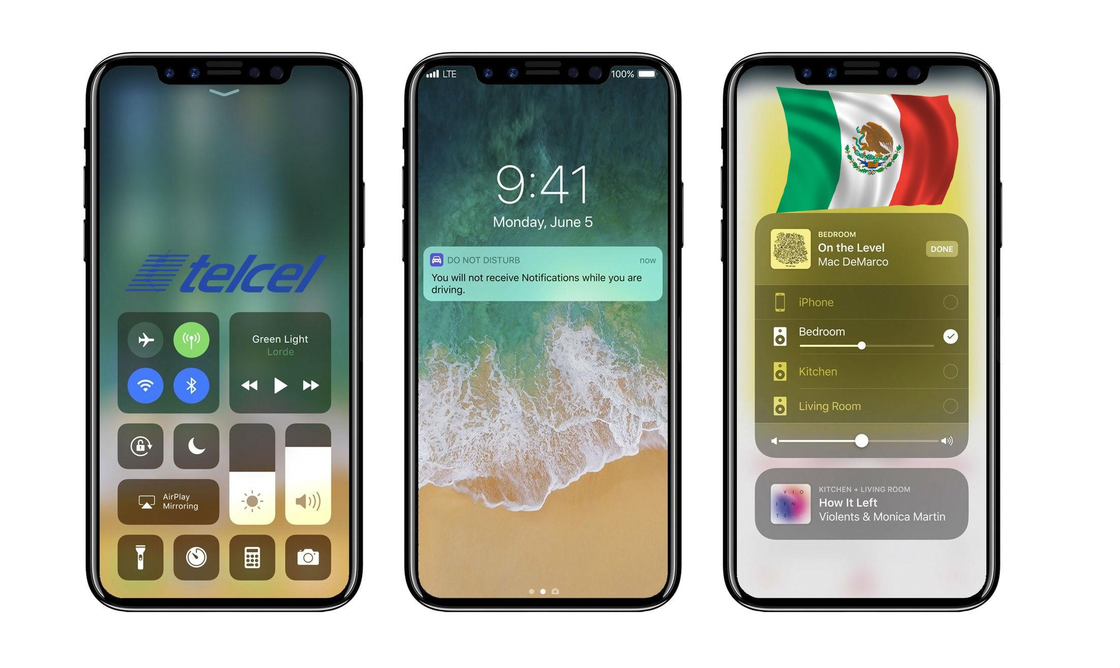 iPhone X estará a la venta con Telcel a partir del viernes