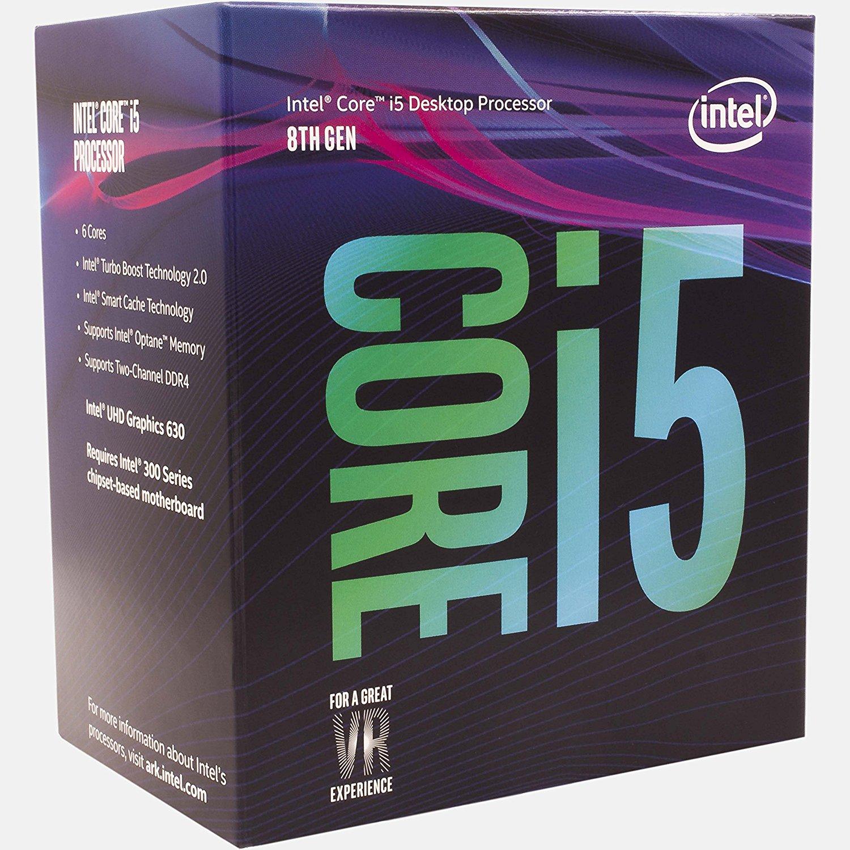 intel core i5-7400 procesador